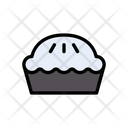 Cupcake Pie Muffin Icon