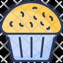 Muffin Cupcake Sweet Icon