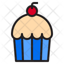 Bakery Muffin Food Icon