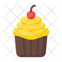 Muffin Sweet Cake Icon
