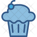 Muffin Cupcake Cookies Icon
