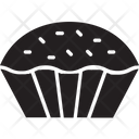 Muffin Cake Desert Icon