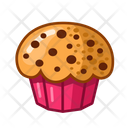 Muffin Food Meal Icon