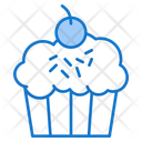 Muffin Cake Food Icon
