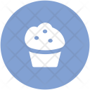 Muffin Cupcake Fairy Icon