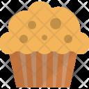 Muffin Cake Chocolate Icon