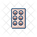 Muffin Tin Icon
