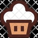 Muffins Sweet Dessert Icon