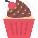 Muffins Cafe Candy Icon