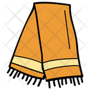 Neckerchief Muffler Scarf Icon