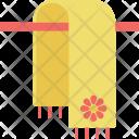 Muffler Scarf Apparel Icon