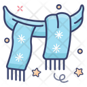 Muffler Cravat Headscarf Icon