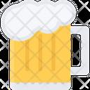 Mug Of Beer Alcohol Beer Icon