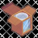 Mug Box Icon