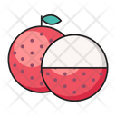 Mulberry Fruit Eat Icon