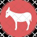 Mules Donkey Horse Icon