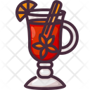 Alcohol Drinks Fruit Icon
