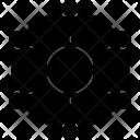 Multi Channel Share Icon