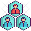 Multi Agent System Icon