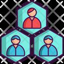 Multi Agent System Icon