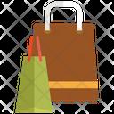 Multi Bag Shopping Bag Shopping Purse Icon