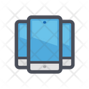 Responsive Mobile Monitor Icon
