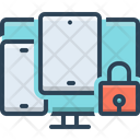 Multi Device Security Icon