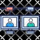 Multi Display Multiscreen Multi Device Icon