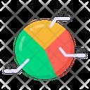 Multi Level Chart Icon