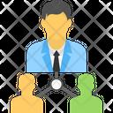 Multi Level Marketing Network Marketing Pyramid Selling Icon