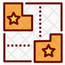 Multi Parcel Auction Land Seperate Icon
