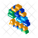 Connection Work Time Icon