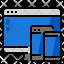 Multi Platform Technology Icon