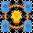 Multi Remote Control Icon