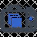Camera Mode Multi Icon