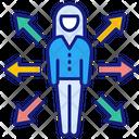 Multi Task Abilities Expertise Icon