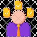 Multi Tasking Multitasking Skill Professional Icon