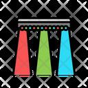 Multicolored Light Icon