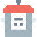 Multicooker Cooker Crockpot Icon