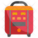 Multicooker Electronics Kitchenware Icon