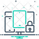 Multidevice Security Icon