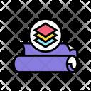 Multilayer Sale Velvet Icon