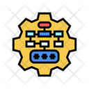 Multilevel Security Icon
