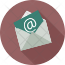 Multimedia Interface Envelope Icon
