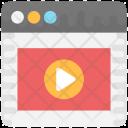 Multimedia Video Media Icon