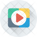 Multimedia Media Video Icon
