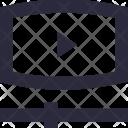 Multimedia Server Media Icon