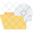 Multimedia Folder Folder Data Storage Icon