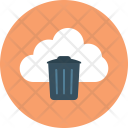 Multimedia Interface Trash Icon