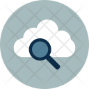 Multimedia Interface Search Icon